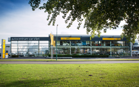 opel dealer woerden
